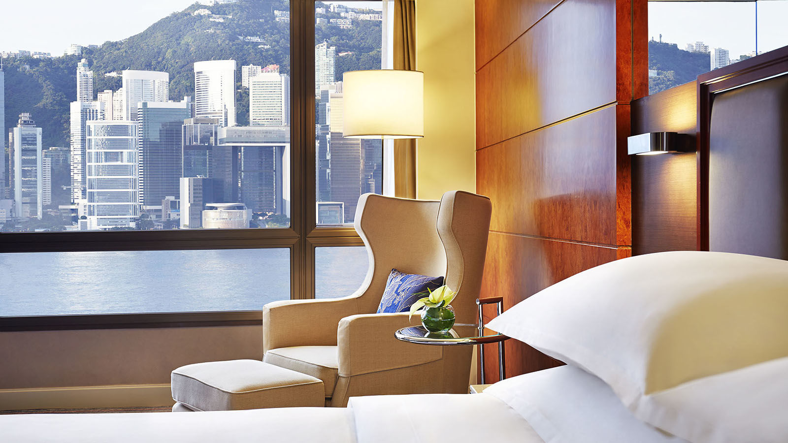 Deluxe Harbour View Room