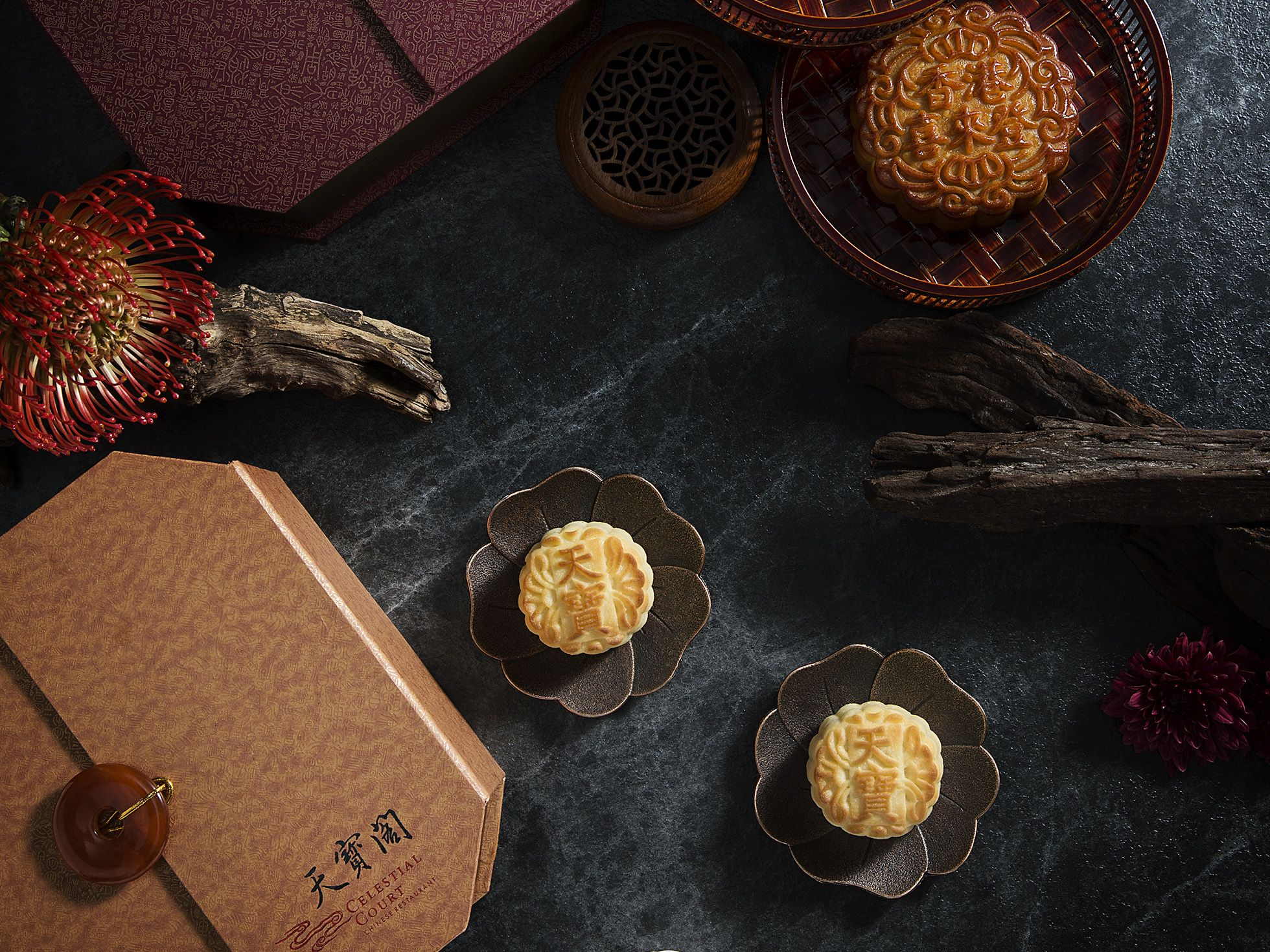 The Imperial Mooncake and Hamper Collection