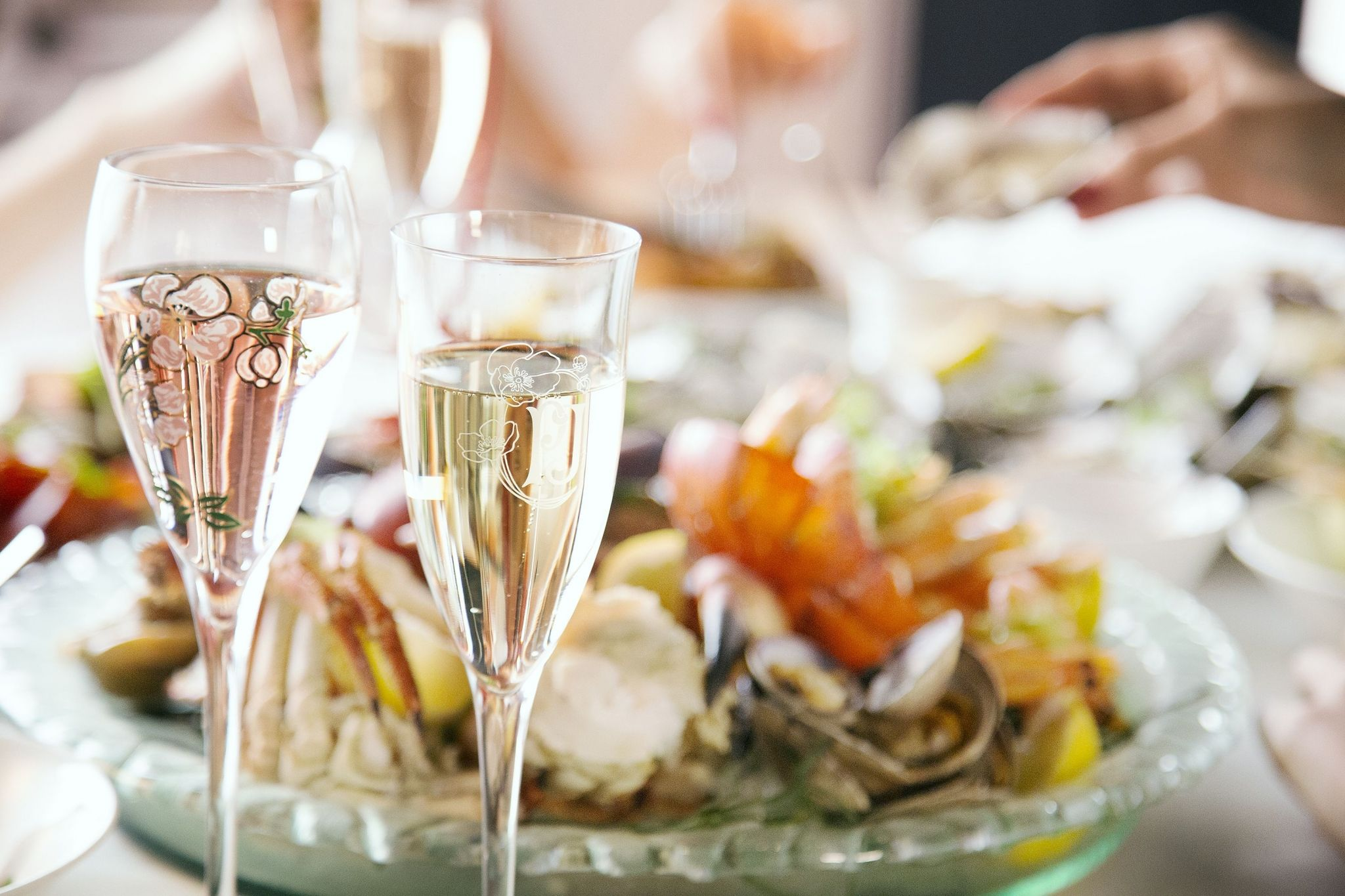 The Vivacious Sunday Champagne Brunch